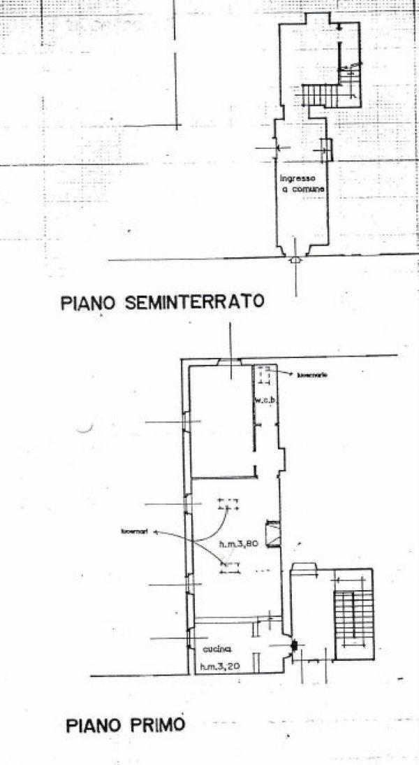 Affitto  bilocale Fiesole Via Bosconi 1 993914