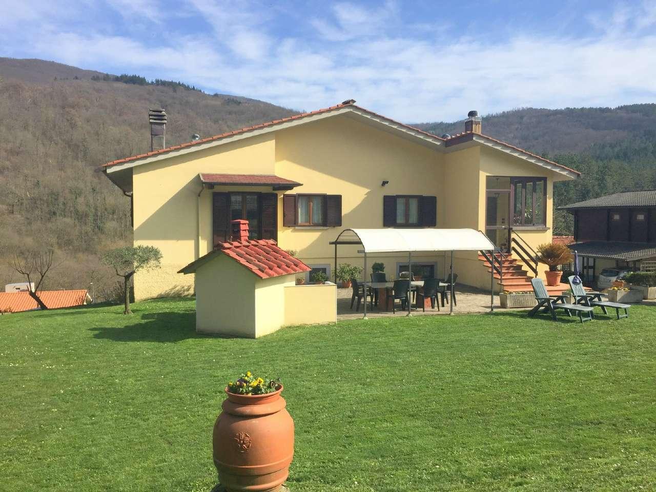 Villa in vendita a Vaglia, 8 locali, prezzo € 590.000 | Cambio Casa.it