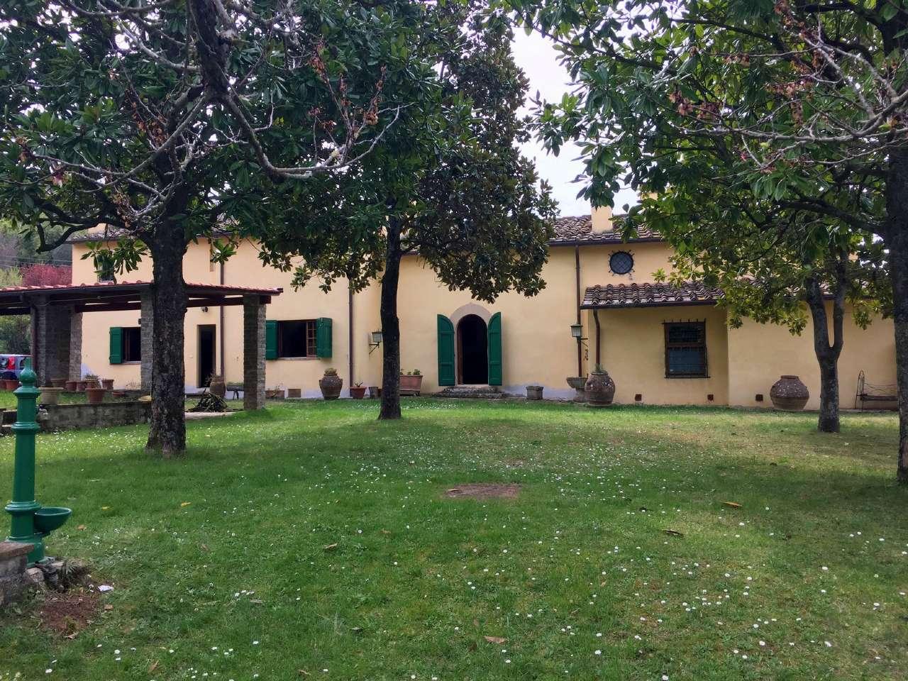 Villa in Vendita a Fiesole Periferia: 5 locali, 170 mq