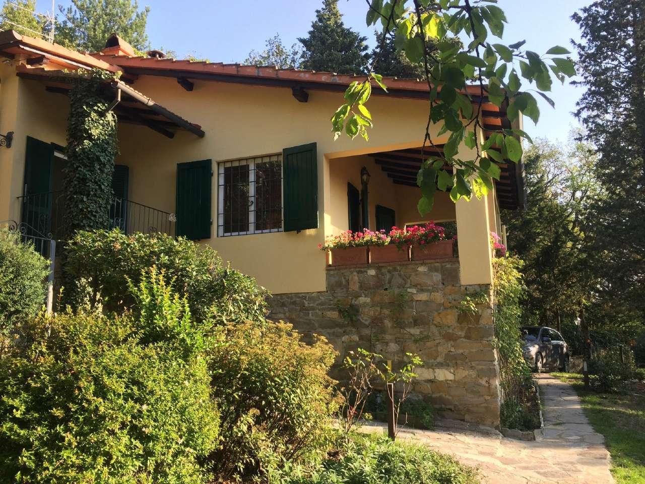 Villa in Vendita a Fiesole Periferia: 5 locali, 140 mq