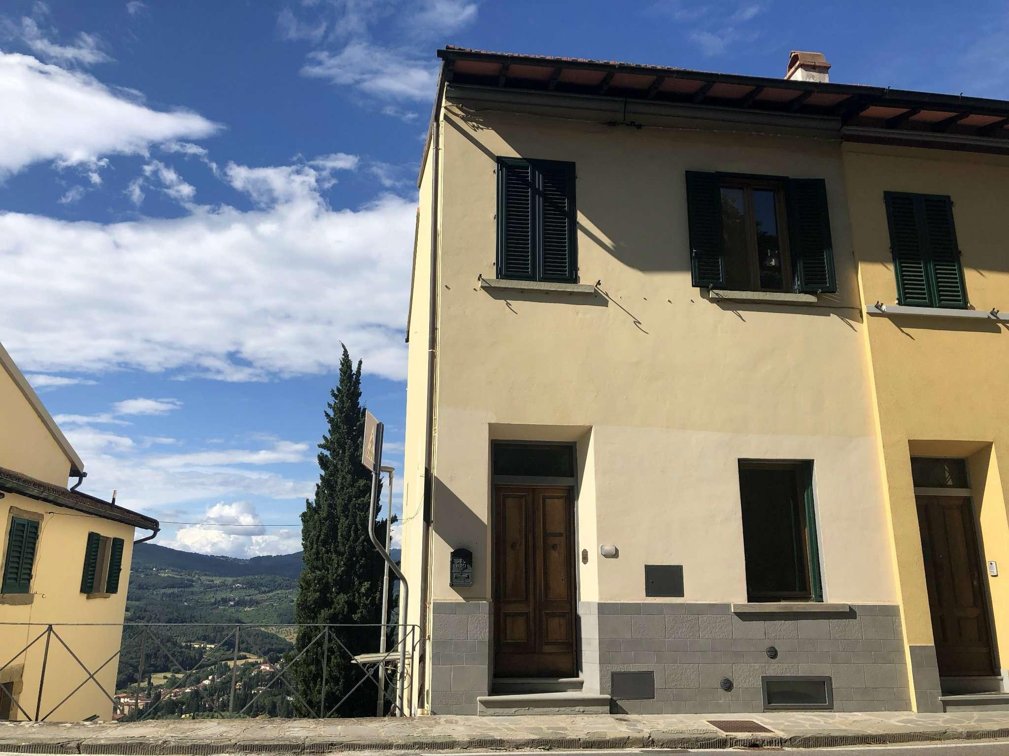 Casa indipendente in Affitto a Fiesole Centro:  5 locali, 115 mq  - Foto 1