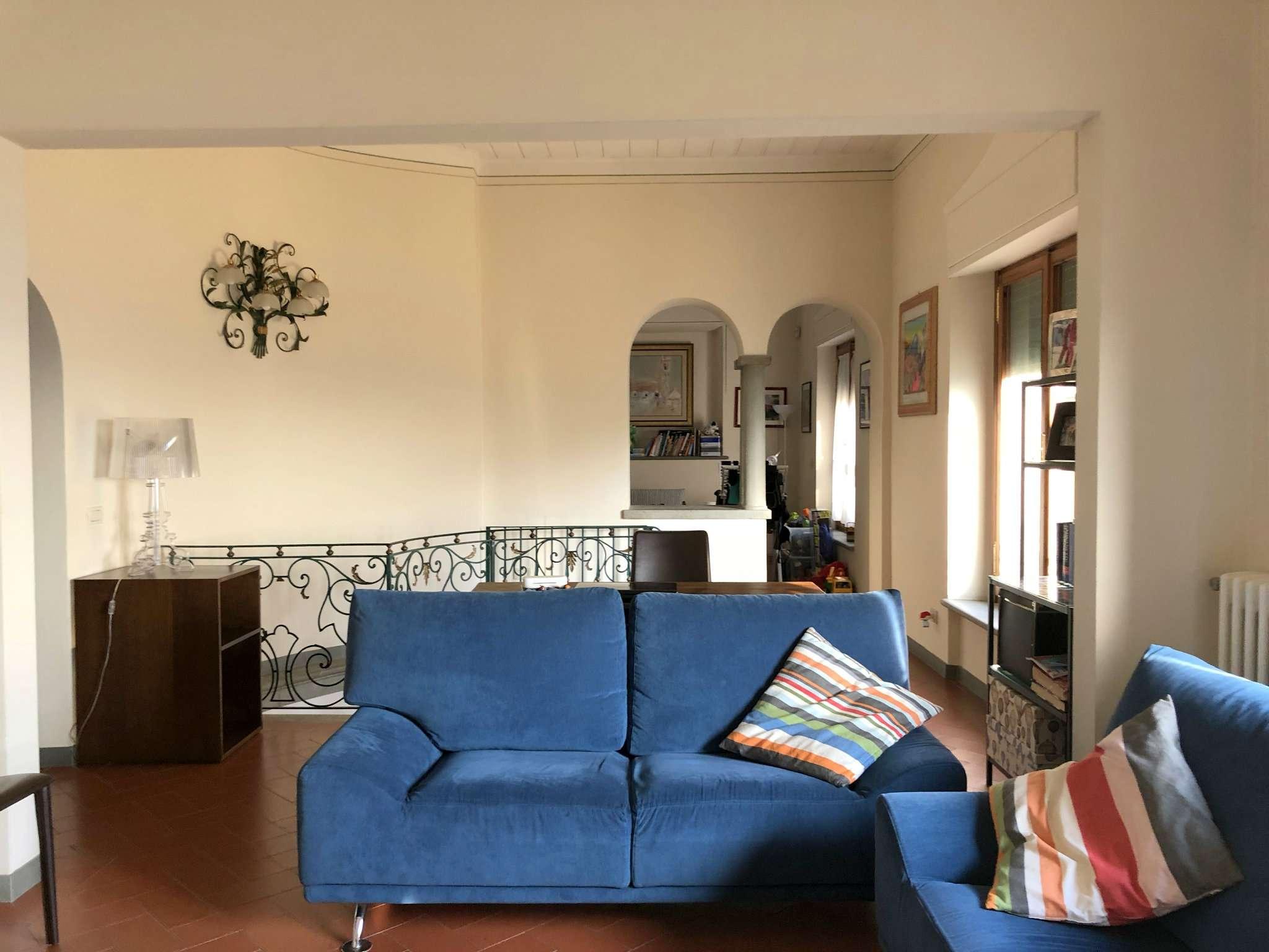 Appartamento in Vendita a Fiesole Centro: 5 locali, 196 mq