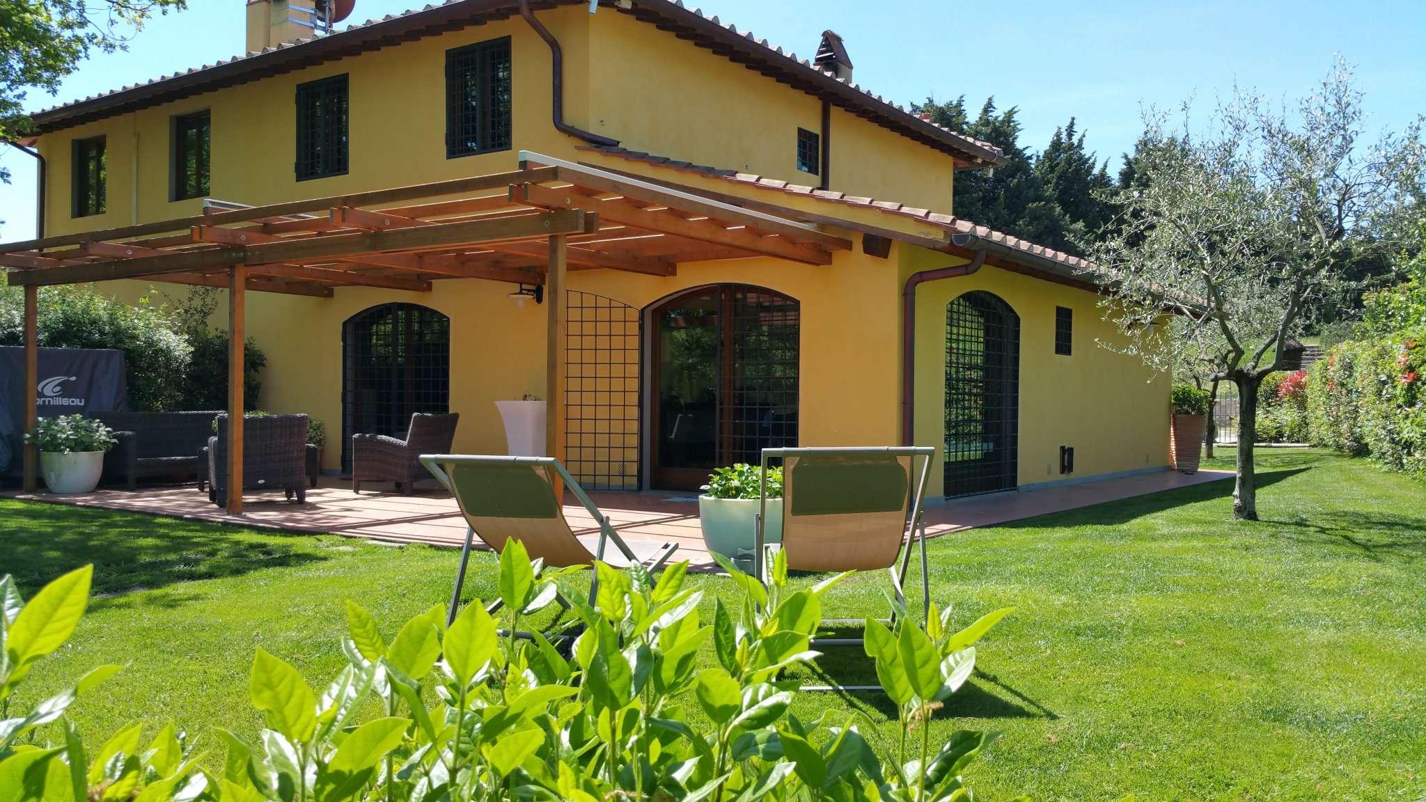 Appartamento in Vendita a Fiesole Periferia: 5 locali, 155 mq