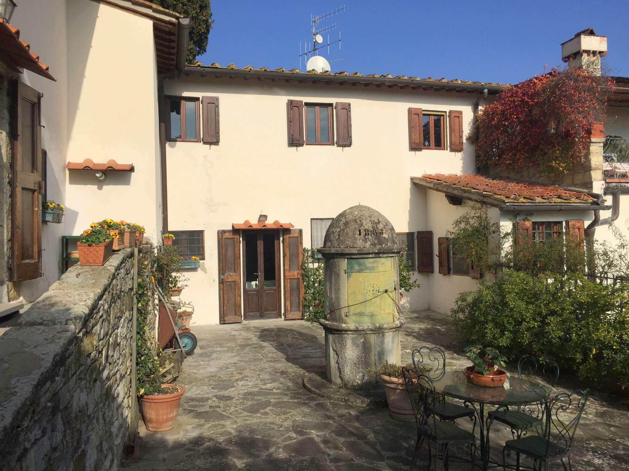 Casa indipendente in Vendita a Fiesole Periferia: 5 locali, 215 mq