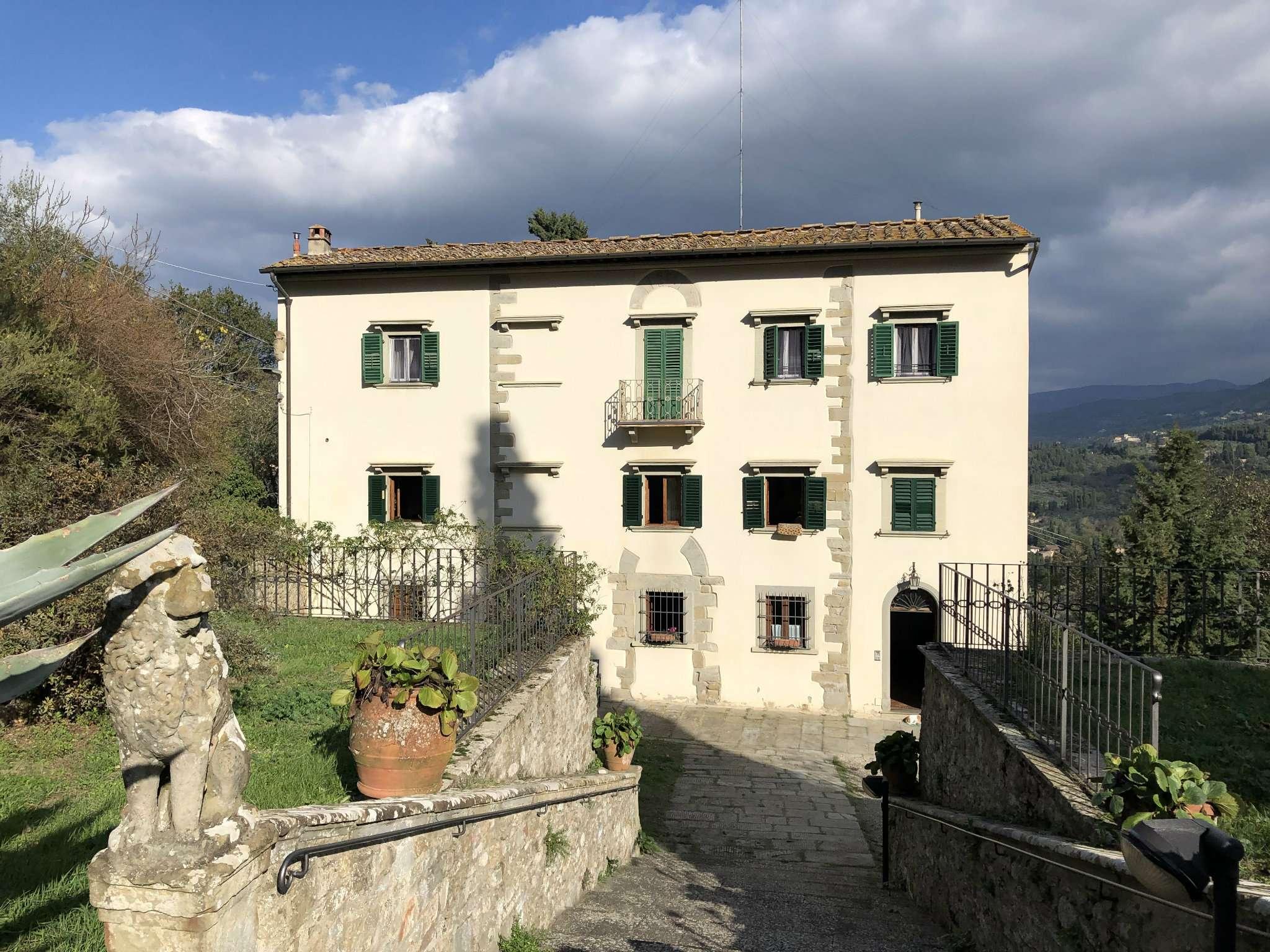 Appartamento in Affitto a Fiesole Centro: 4 locali, 100 mq