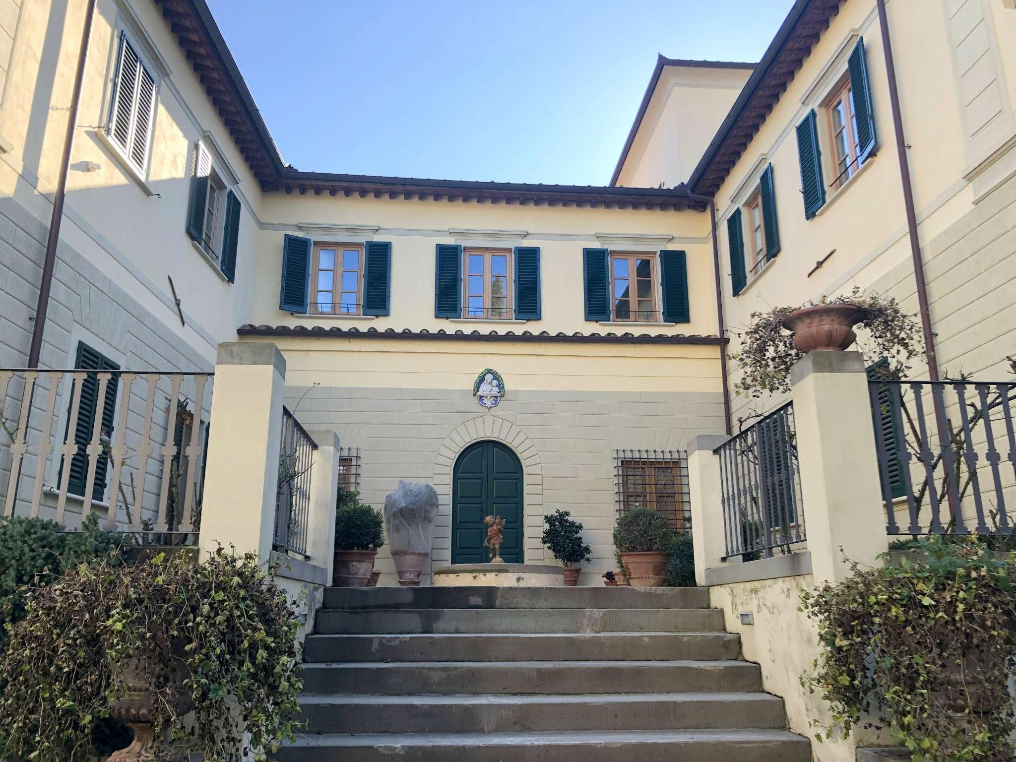 Appartamento in Affitto a Fiesole Periferia: 4 locali, 90 mq