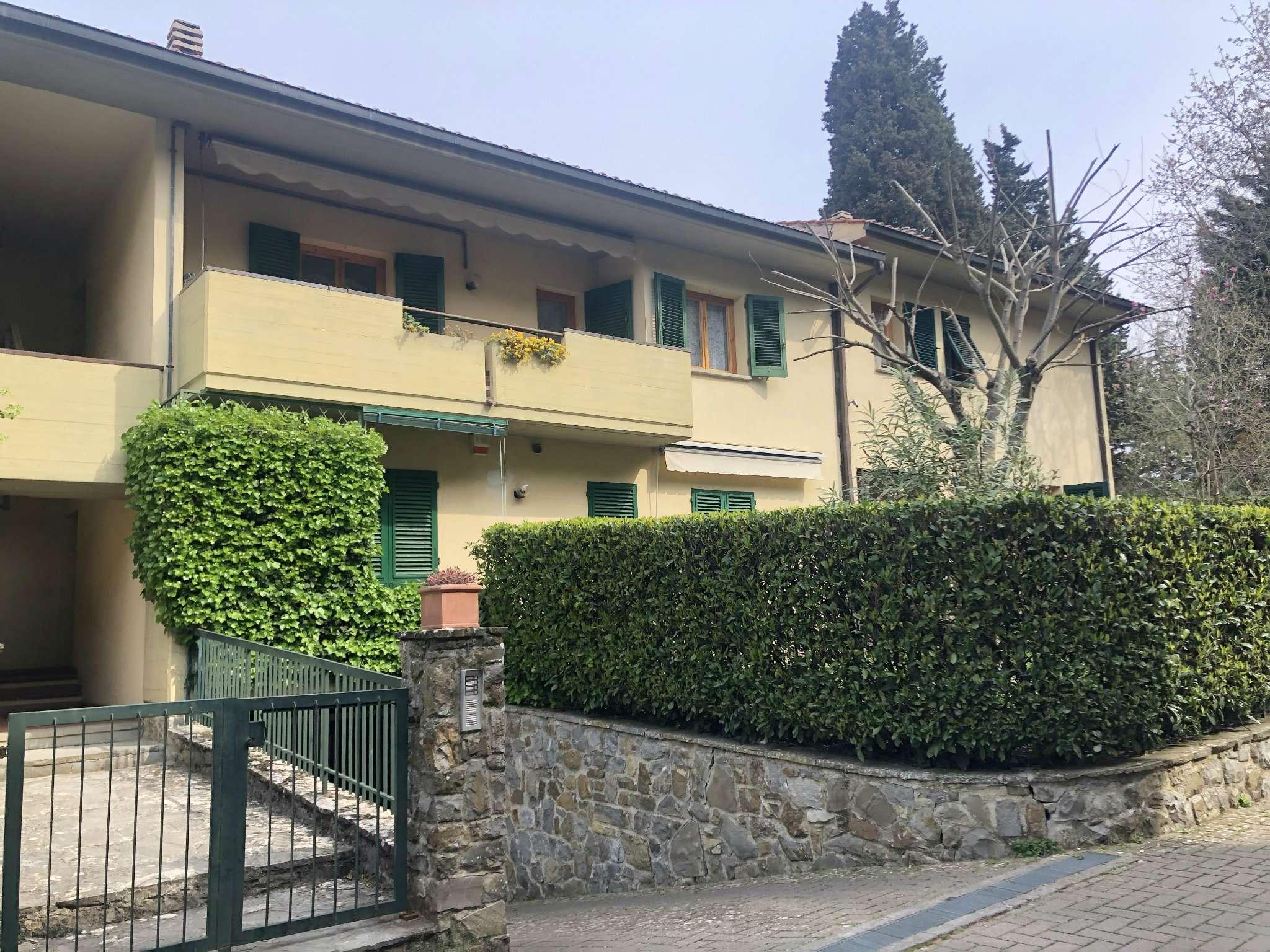 Appartamento in Affitto a Fiesole Periferia:  5 locali, 105 mq  - Foto 1