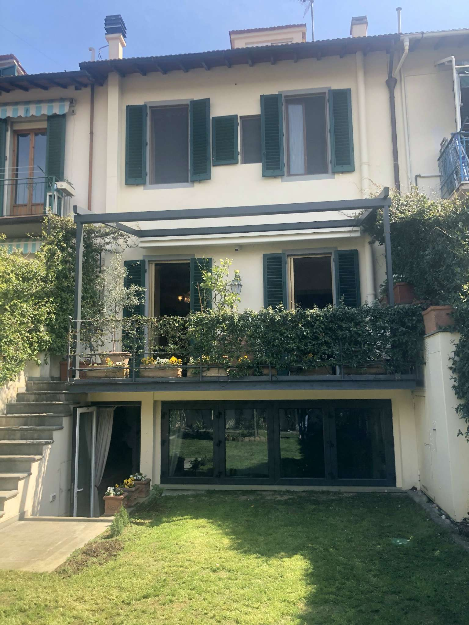 Villa in Vendita a Firenze Semicentro Nord: 5 locali, 210 mq