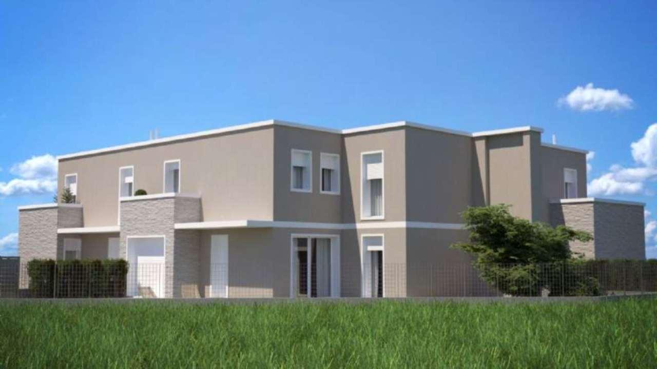 Villa Tri-Quadrifamiliare in Vendita a Cartura