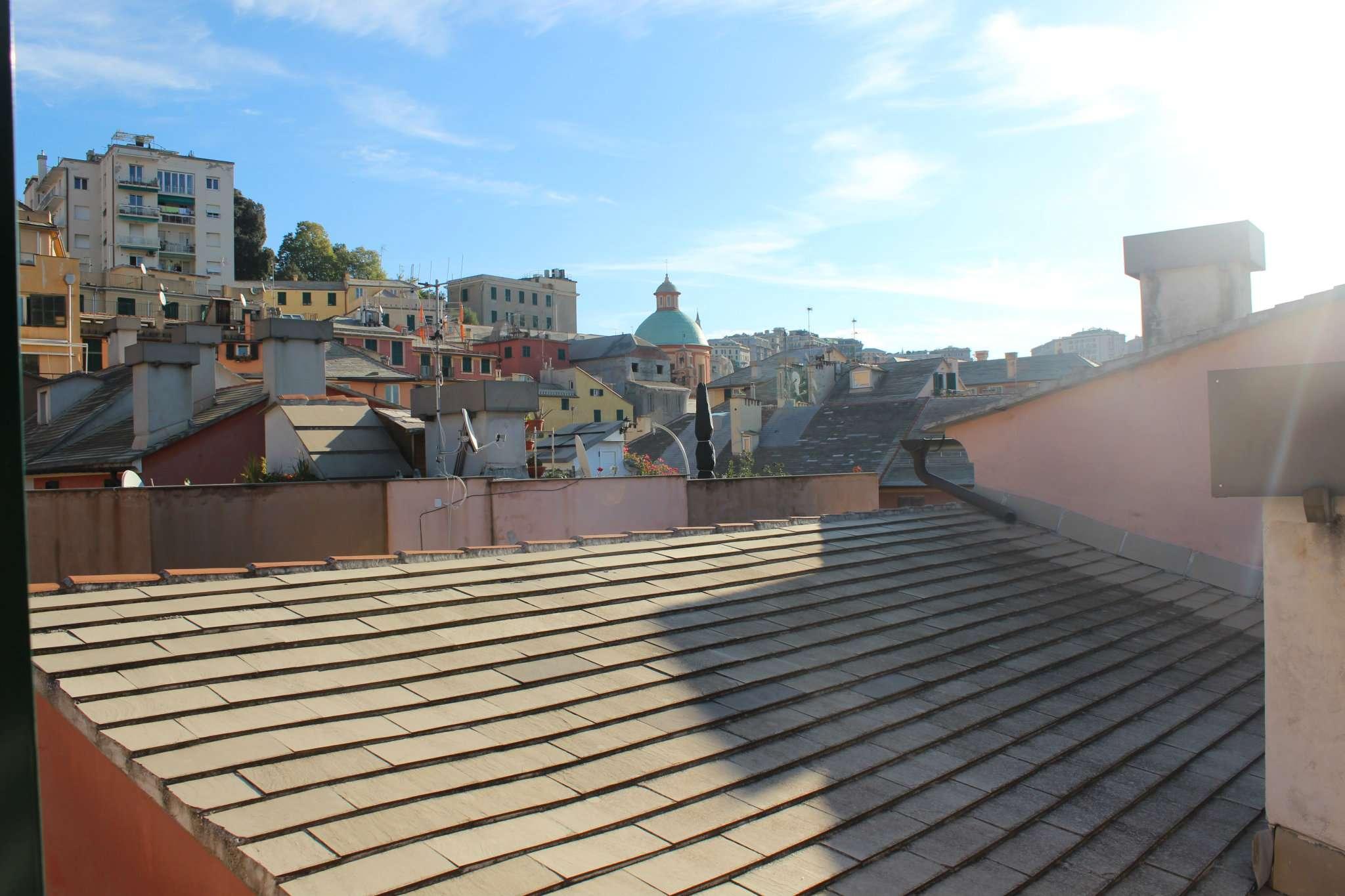 Bilocale Genova Via Prè /commenda 1