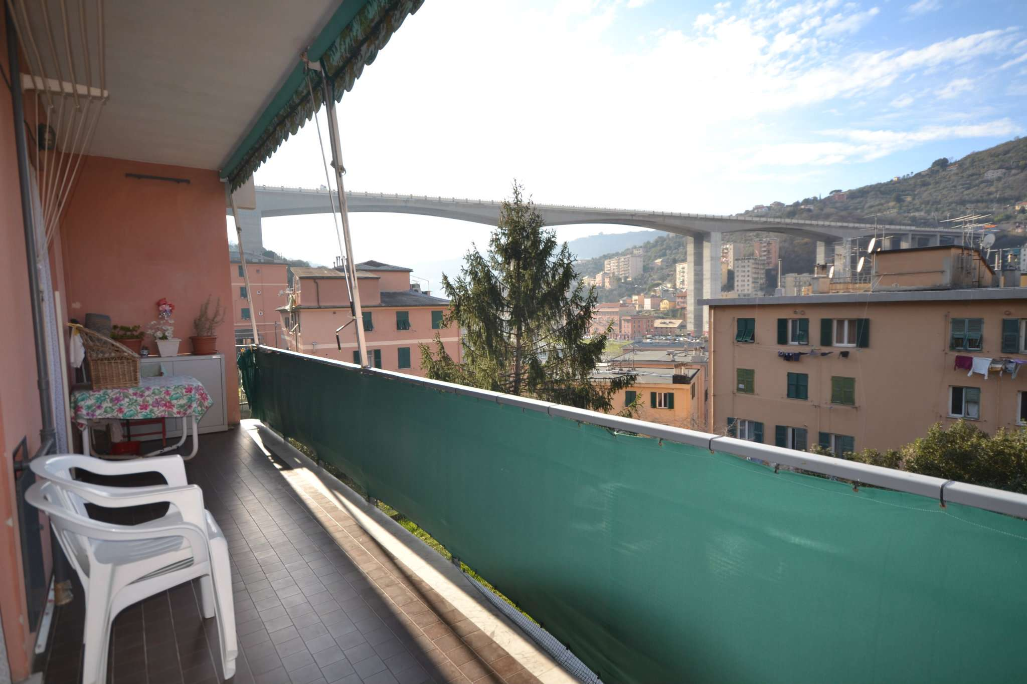 Foto 1 di Appartamento passo Ponte Carrega, Genova (zona San Gottardo)