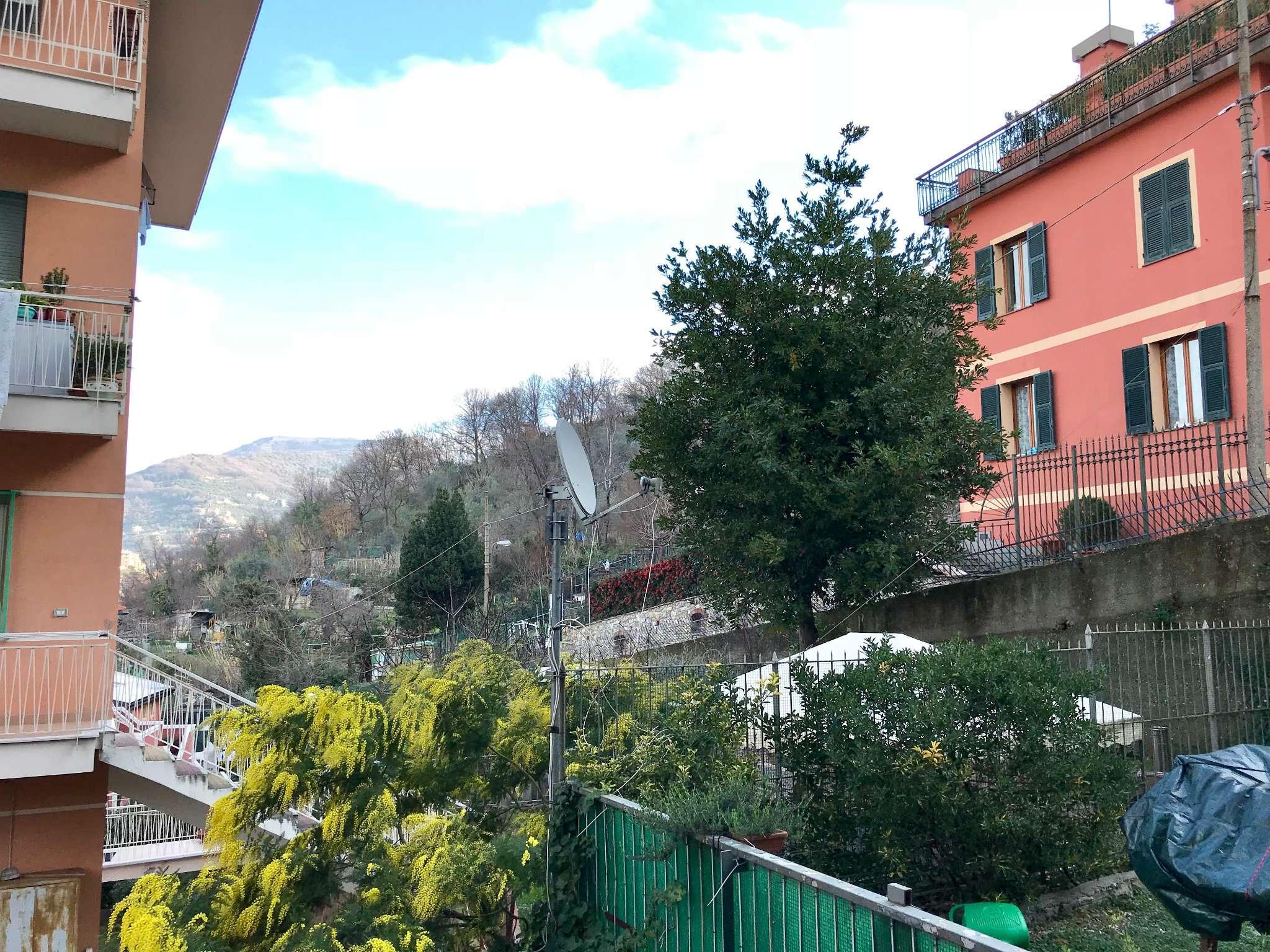 Papasergio immobiliare a genova appartamento for Case indipendenti affitto genova