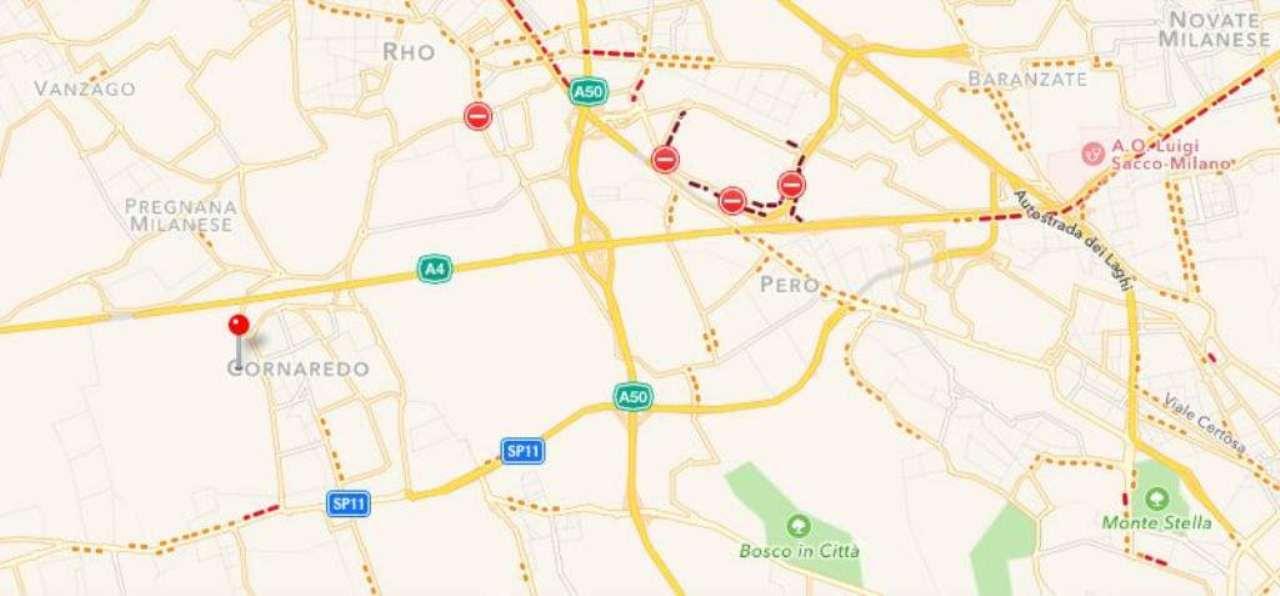 Terreno Edificabile Residenziale in vendita a Cornaredo, 9999 locali, Trattative riservate | Cambio Casa.it