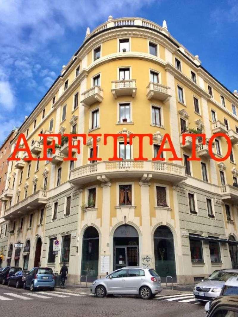 Appartamento in affitto a milano via urbano iii for Appartamento design affitto milano