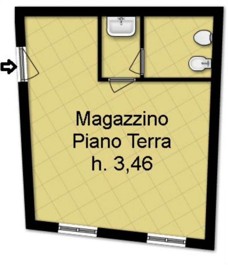 Negozio / Locale in vendita a Bologna, 1 locali, zona Zona: 1 . Centro Storico, prezzo € 60.000 | Cambio Casa.it