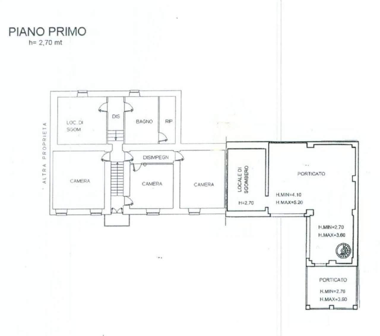 Tigliole Vendita CASALE / RUSTICO / CASA / CASCINA Immagine 1