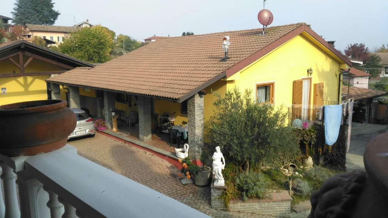 Appartamento in affitto a Montegrosso d'Asti, 4 locali, prezzo € 350 | Cambio Casa.it