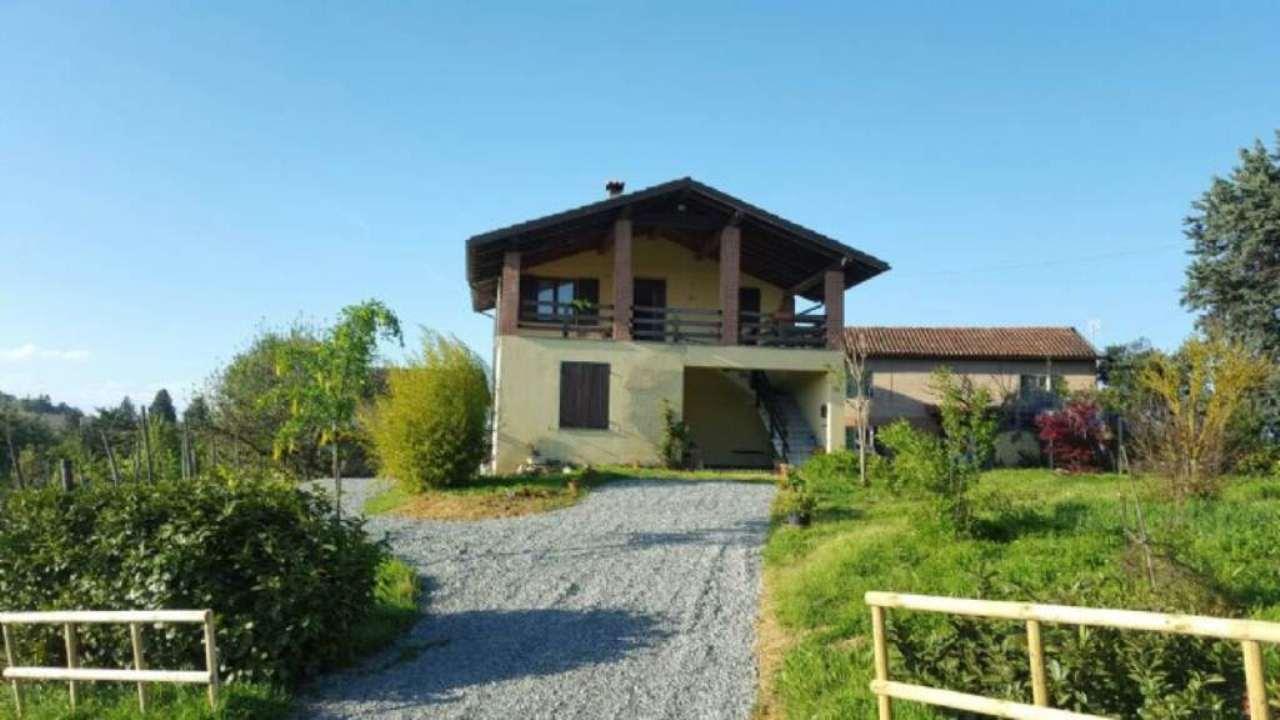 Soluzione Indipendente in vendita a Rocca Grimalda, 6 locali, prezzo € 215.000 | Cambio Casa.it