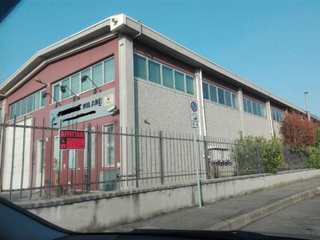 Capannone in affitto a Peschiera Borromeo, 3 locali, prezzo € 1.500 | Cambio Casa.it