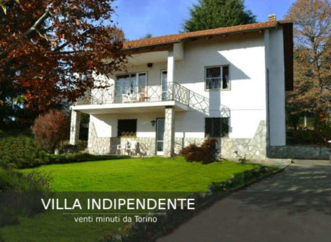 Villa in vendita a Trana, 6 locali, prezzo € 290.000 | Cambio Casa.it
