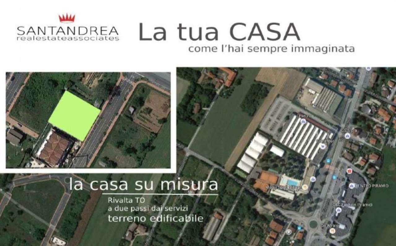Terreno Edificabile Residenziale in vendita a Rivalta di Torino, 9999 locali, prezzo € 115.000 | Cambio Casa.it