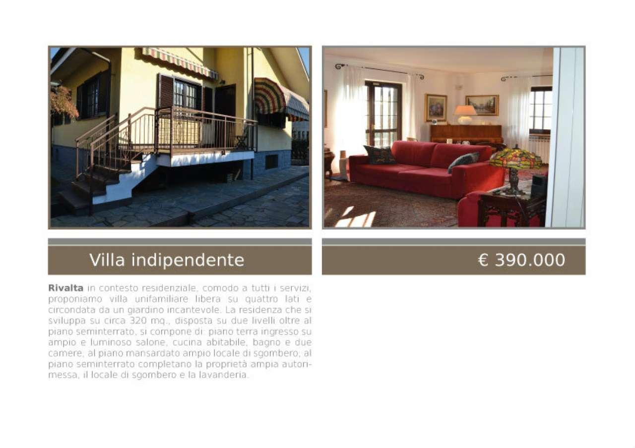 Foto 1 di Villa via Piossasco 63, Rivalta Di Torino