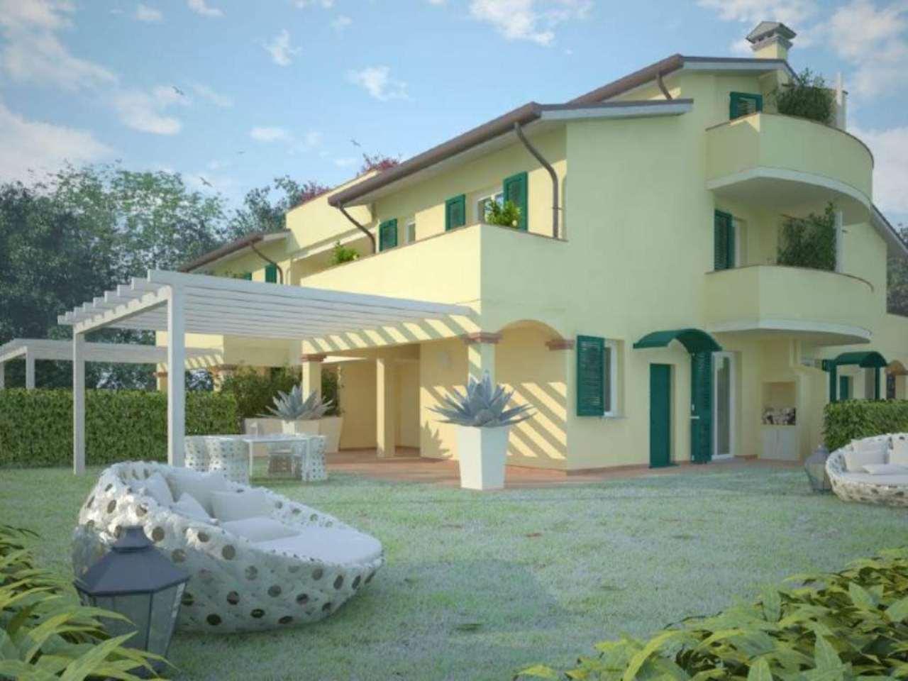 Villa in Vendita a Russi Centro: 5 locali, 155 mq