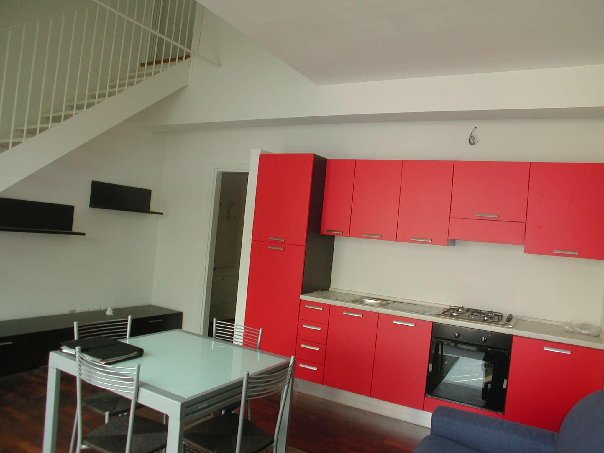 Loft open space in Affitto a Ravenna Centro: 2 locali, 70 mq