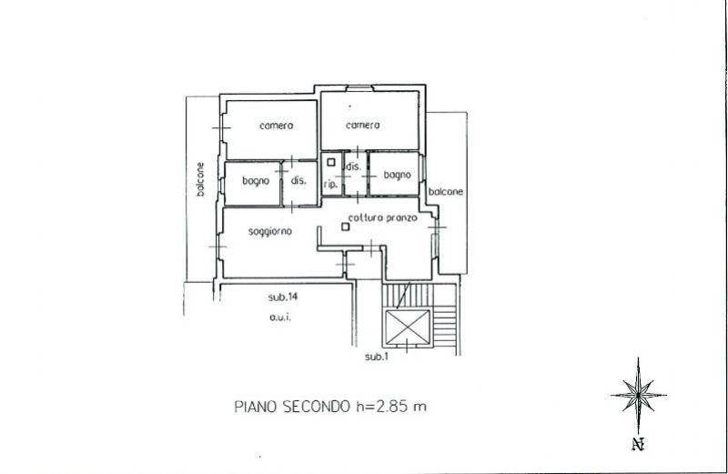 Appartamento in vendita a Treviglio, 3 locali, prezzo € 230.000 | Cambio Casa.it