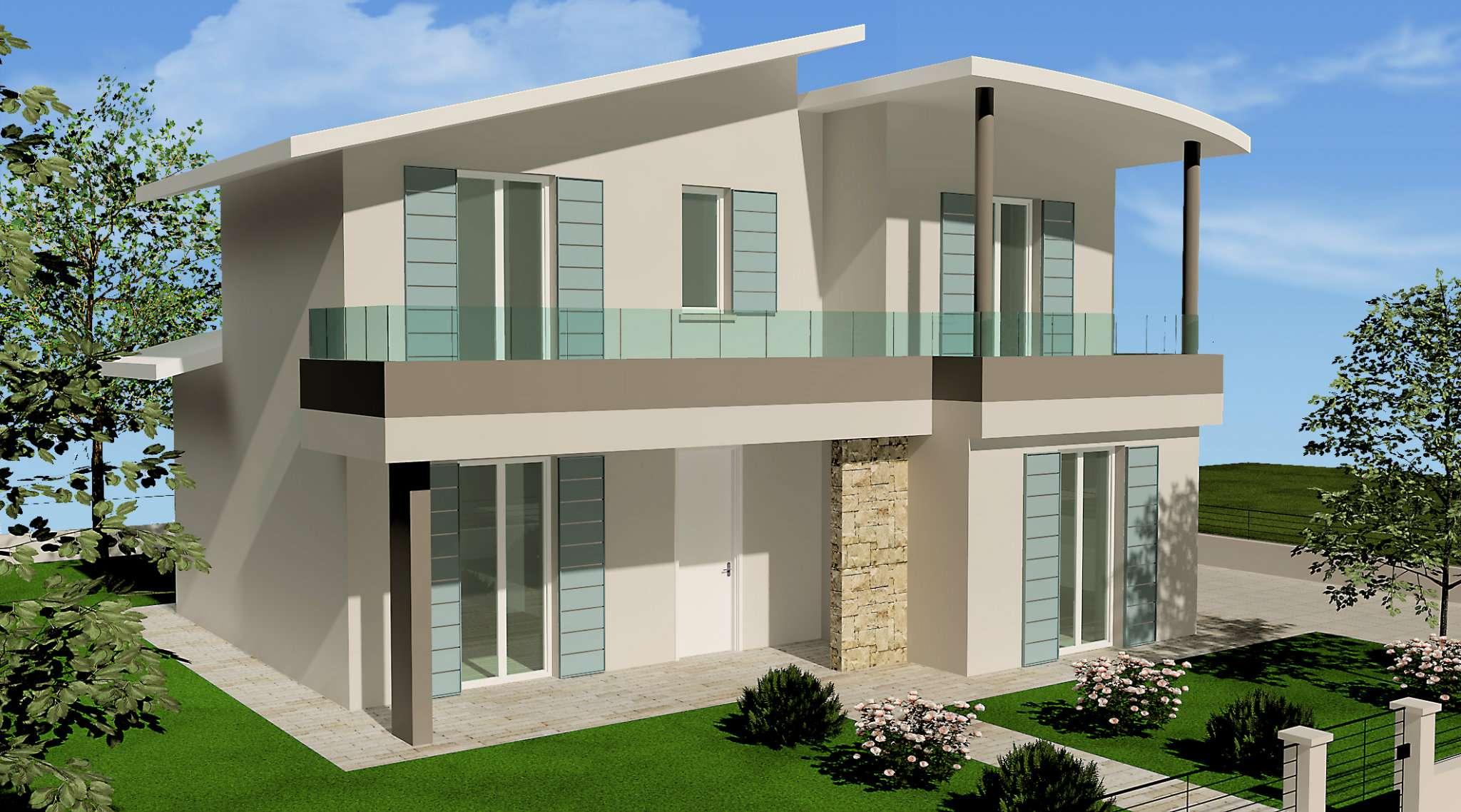 Villa in vendita a San Zeno Naviglio, 5 locali, prezzo € 480.000 | Cambio Casa.it