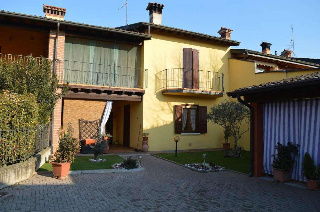 Soluzione Indipendente in vendita a Montirone, 5 locali, prezzo € 285.000 | Cambio Casa.it
