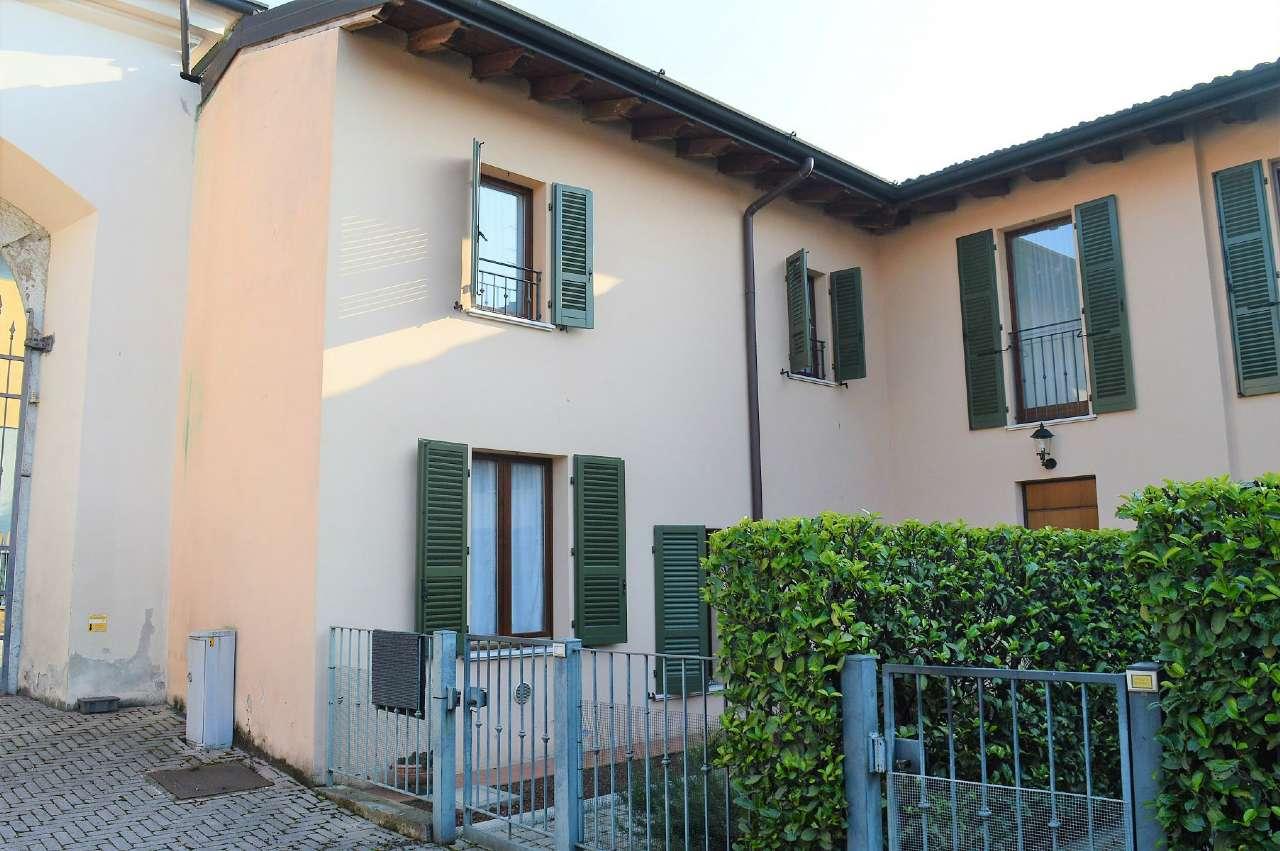 Soluzione Indipendente in vendita a San Zeno Naviglio, 4 locali, prezzo € 260.000 | Cambio Casa.it