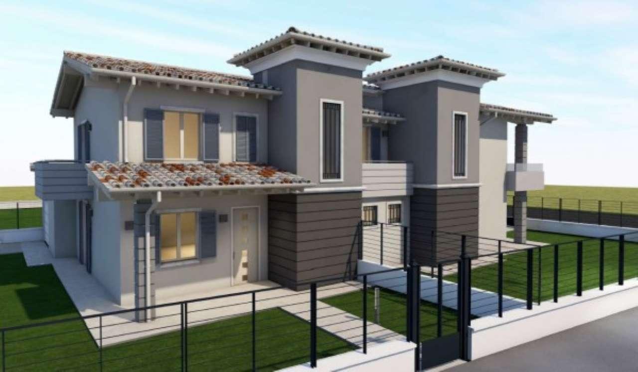 Villa in vendita a San Zeno Naviglio, 4 locali, prezzo € 315.000 | CambioCasa.it