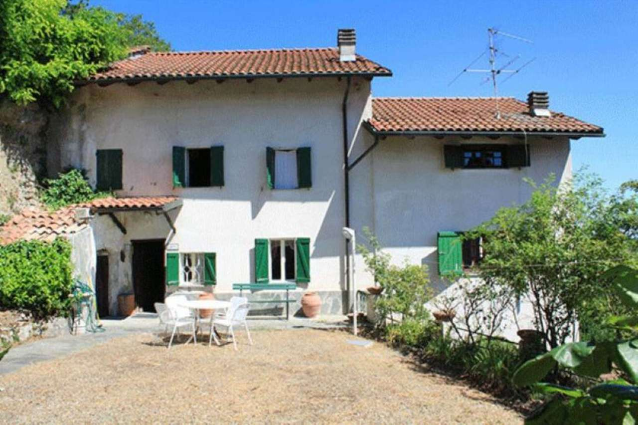 Soluzione Indipendente in vendita a Orsara Bormida, 7 locali, prezzo € 170.000 | Cambio Casa.it
