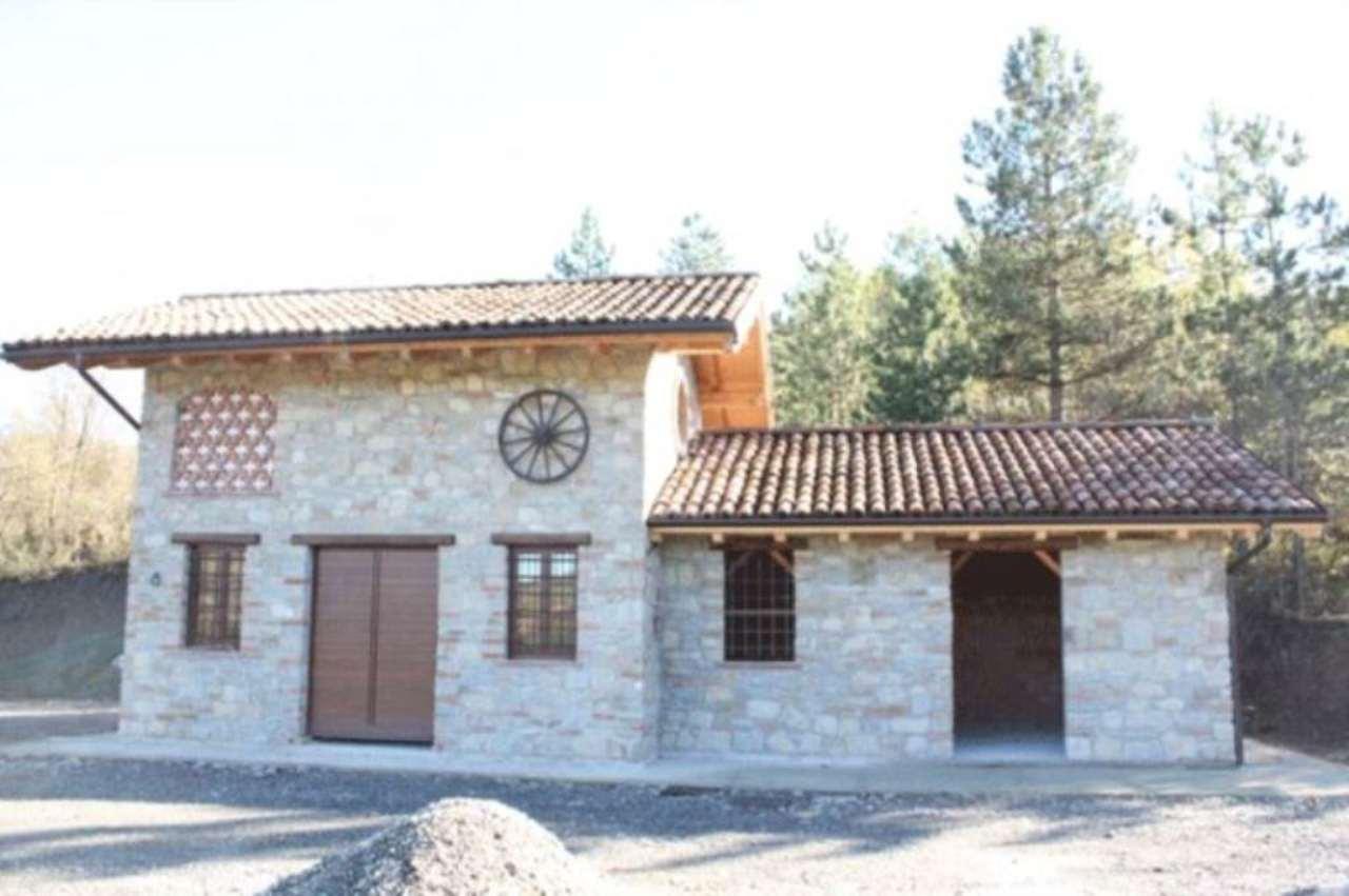 Soluzione Indipendente in vendita a Casaleggio Boiro, 3 locali, prezzo € 110.000 | Cambio Casa.it