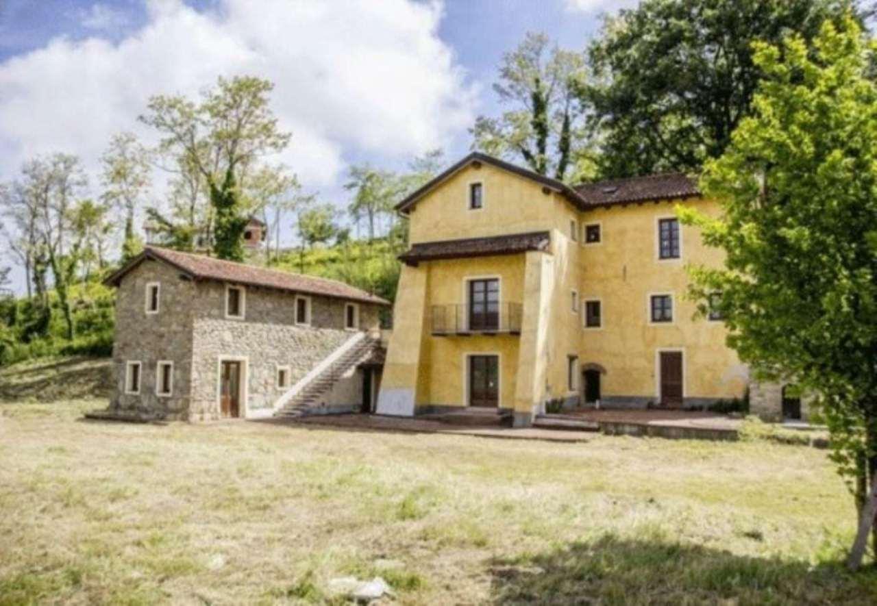 Rustico / Casale in vendita a Cremolino, 10 locali, prezzo € 660.000 | Cambio Casa.it