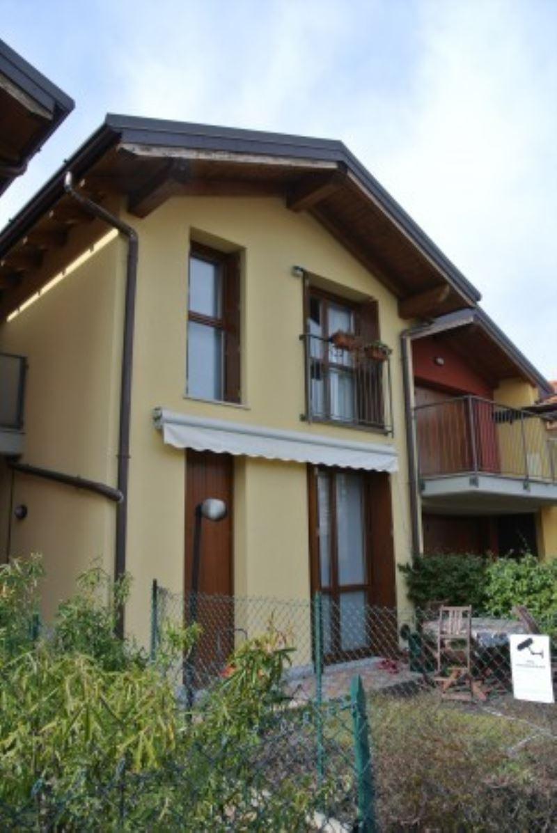 Villa a Schiera in Vendita a Bodio Lomnago