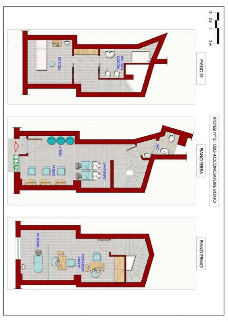 Attività / Licenza in affitto a Roma, 1 locali, zona Zona: 3 . Trieste - Somalia - Salario, prezzo € 1.200 | Cambio Casa.it