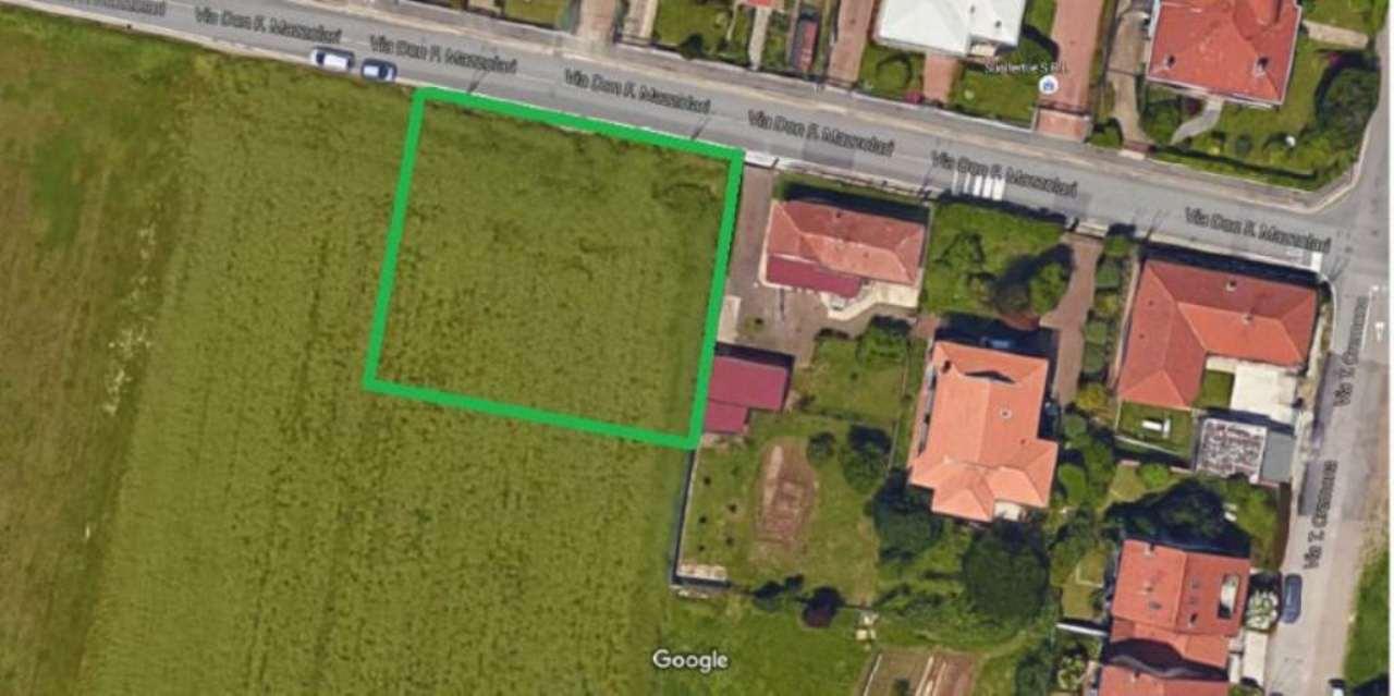 Terreno Edificabile Residenziale in vendita a Magnago, 1 locali, prezzo € 95.000 | Cambio Casa.it