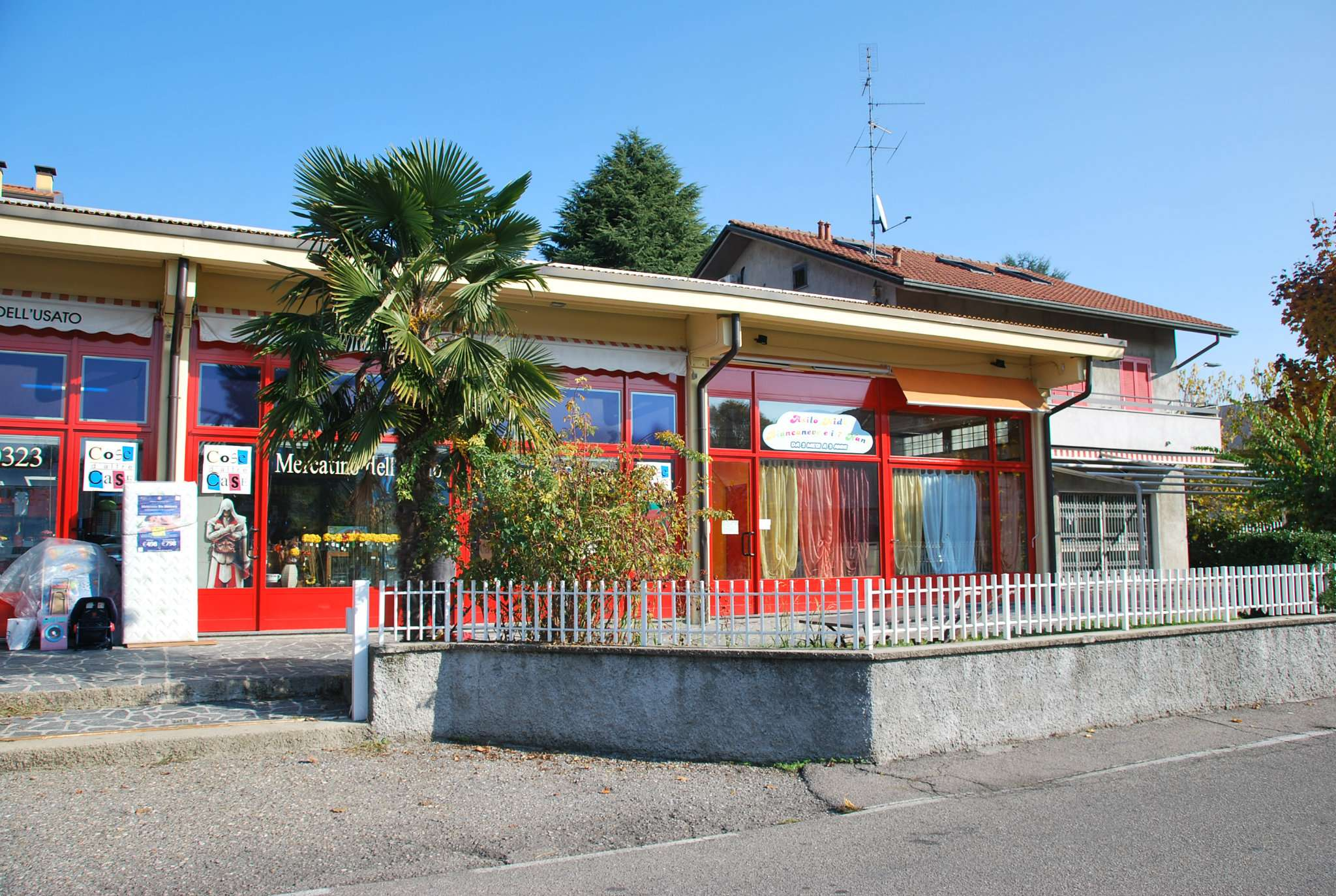 Negozio / Locale in Affitto a San Vittore Olona
