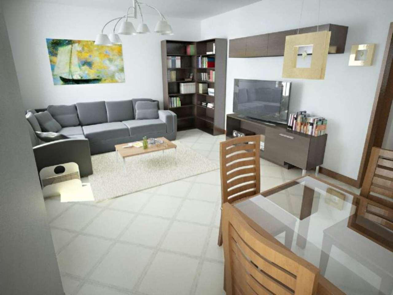 Appartamento in vendita a Antegnate, 4 locali, prezzo € 169.000 | Cambio Casa.it