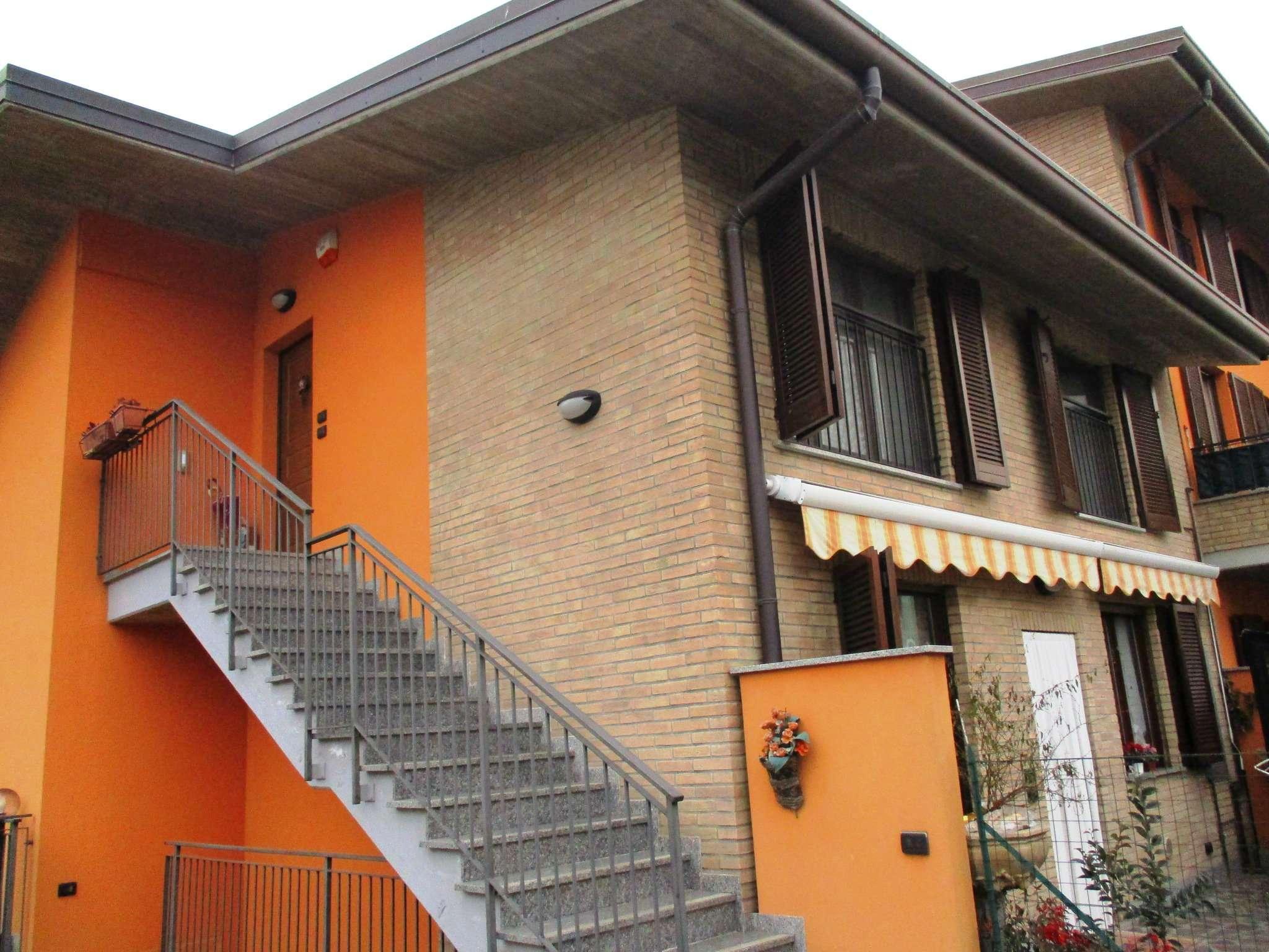 Soluzione Indipendente in vendita a Cologno al Serio, 3 locali, prezzo € 175.000 | Cambio Casa.it