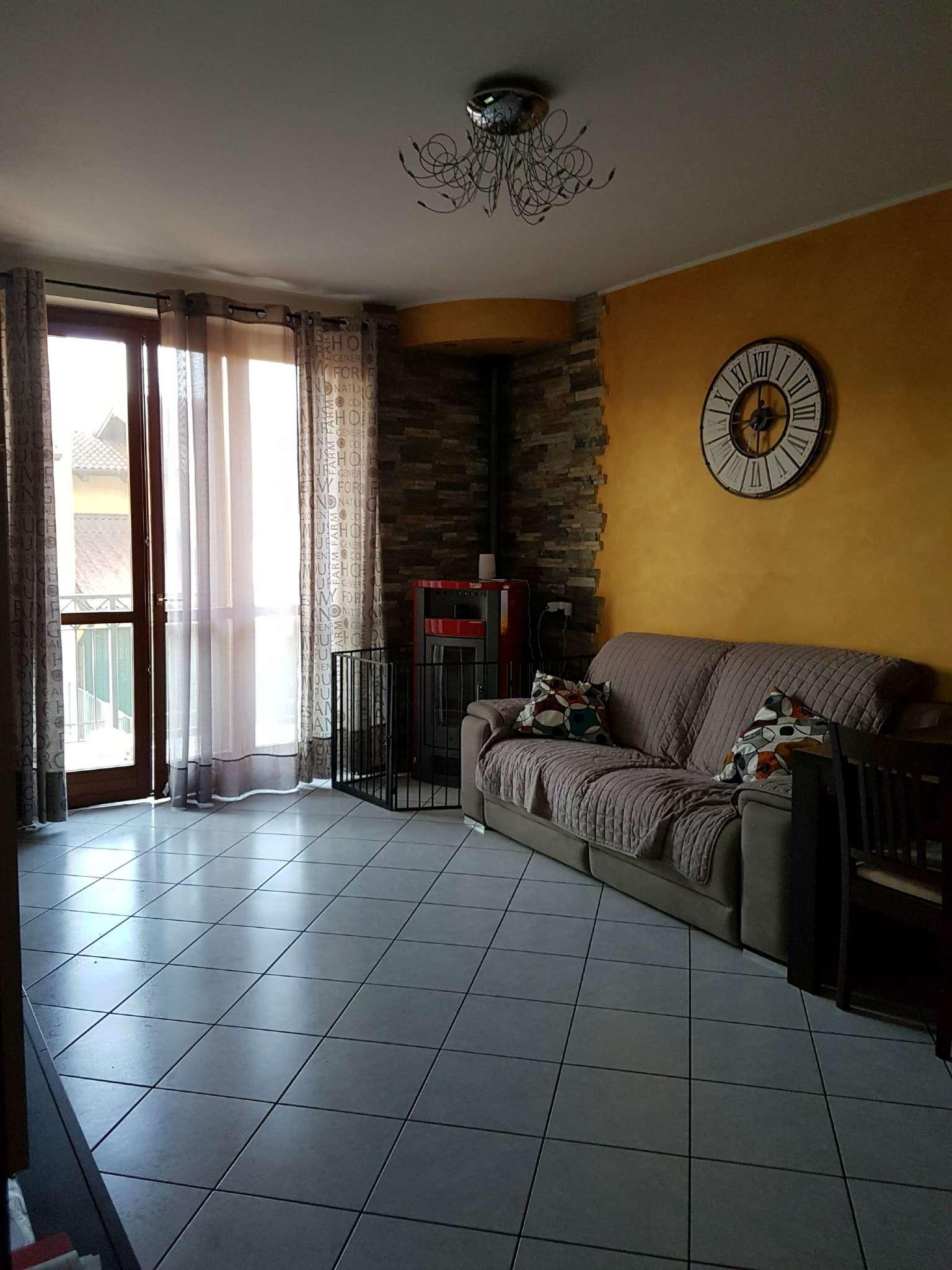 Villa a Schiera in vendita a Mozzanica, 3 locali, prezzo € 162.000 | CambioCasa.it