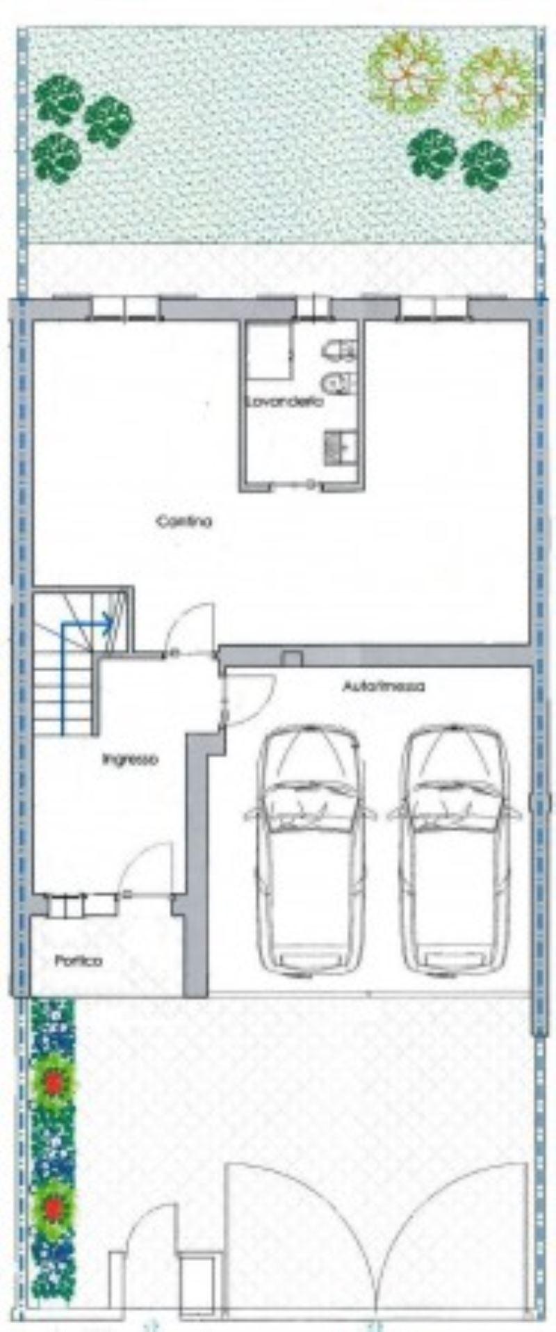 Villa in vendita a Caravaggio, 4 locali, prezzo € 268.000 | Cambio Casa.it