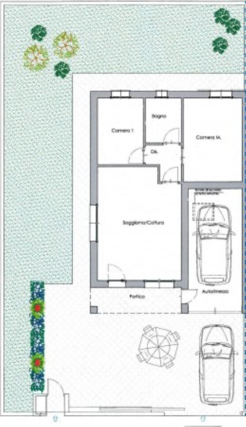 Villa in vendita a Caravaggio, 3 locali, prezzo € 225.000 | CambioCasa.it