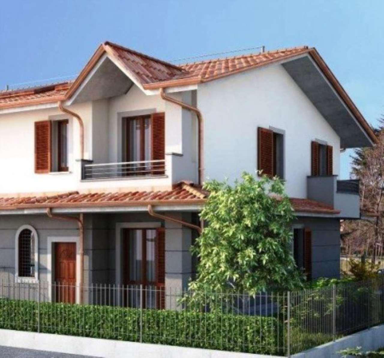 Villa in vendita a Caravaggio, 4 locali, prezzo € 255.000 | Cambio Casa.it