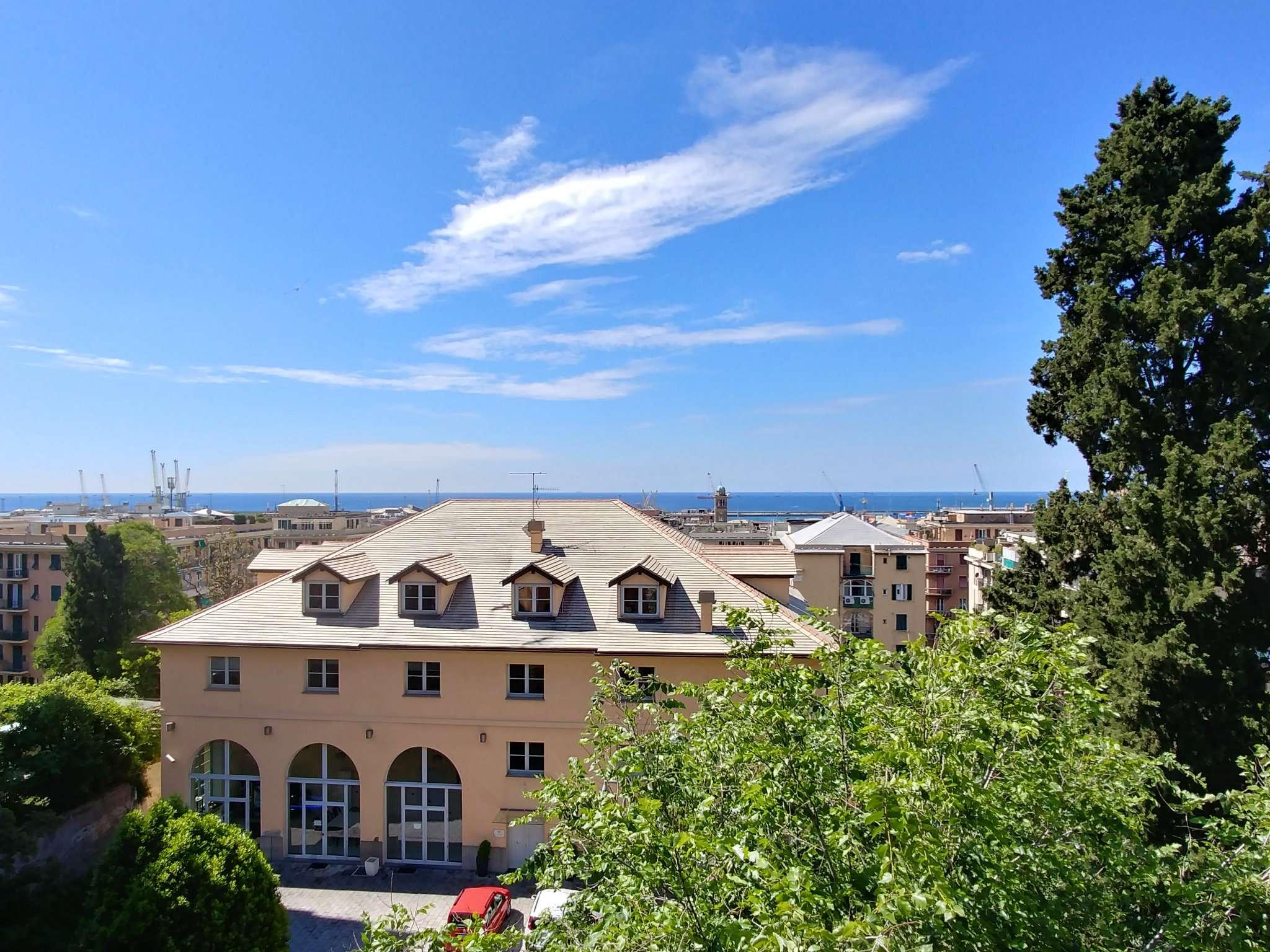 Gdb immobiliare a genova appartamento for Case indipendenti in affitto genova