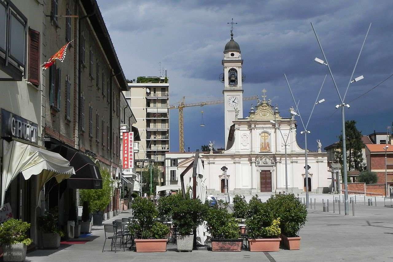 Bilocale Cinisello Balsamo Via Sant'antonio Da Padova 4