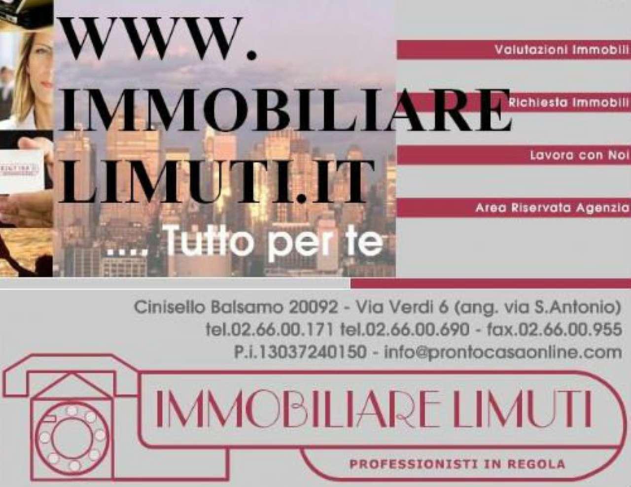 Bilocale Cinisello Balsamo Via Sant'antonio Da Padova 11
