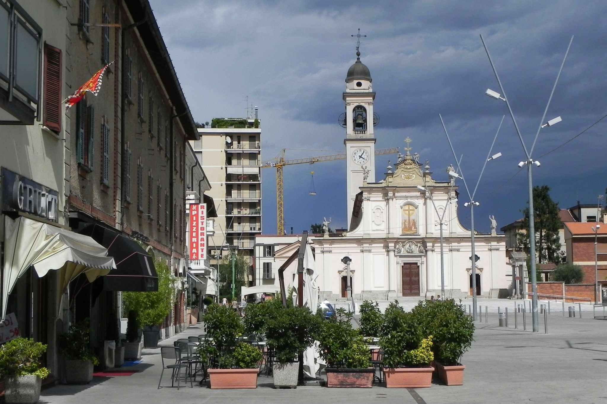 Bilocale Cinisello Balsamo Via Marche 4